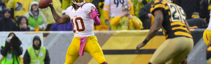 Dr. Alexis Colvin talks about RG3 and his knee injury